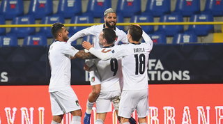 Belotti e Berardi stendono la Bosnia: Italia alla Final Four