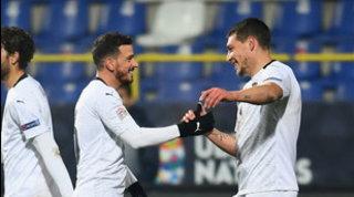 Nations League, Italia alla Final Four