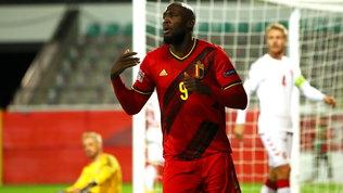 Il Belgio fa bene a Lukaku: gol, assist e leadership. Conte gongola