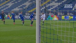 Bosnia-Italia 0-2, le immagini del match