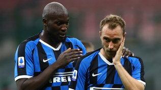 """Eriksen, senti Lukaku: """"Sei un fuoriclasse, voglio aiutarti. E impara l'Italiano..."""""""