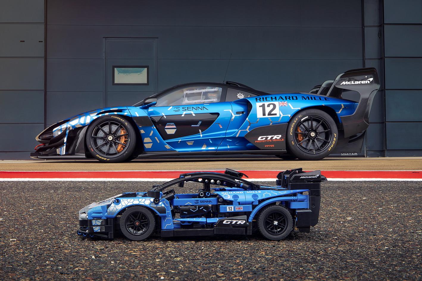 Ecco LEGO&reg;&nbsp;Technic&trade;&nbsp;McLaren Senna GTR, un&rsquo;auto straordinaria proprio come l&rsquo;originale, un&rsquo;icona pronta a regalare emozioni uniche agli amanti delle sportcar e dei mattoncini in cerca di nuove sfide di costruzione. La potenza e la raffinatezza senza pari della McLaren, unite all&#39;accuratezza del design del Gruppo LEGO, danno vita alla replica di questa iconica supercar da pista. Il veicolo composto da 830 pezzi non scende a compromessi quando si tratta di ingegneria e stile. E&#39; la prima supercar McLaren ricreata con elementi LEGO Technic progettata per offrire un&#39;esperienza di costruzione emozionante e coinvolgente dai 10 anni in su.<br /><br />  La McLaren Senna GTR &egrave; un&#39;auto completamente diversa dalle altre. Una replica grandiosa, ricca di dettagli autentici che la rendono altrettanto eccezionale. Il modello lungo 32 cm vanta un motore V8 con pistoni in movimento, bellissime curve aerodinamiche, portiere a diedro apribili e una verniciatura blu inconfondibile. Un&rsquo;auto pronta a sorprendervi e a farvi battere il cuore a ogni giro di pista e ogni volta che la ammirerete.<br /><br />
