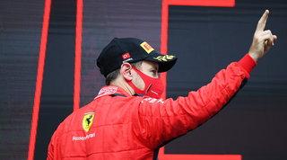 """Vettel si prepara all'addio alla Ferrari: """"Il grande amore è finito"""""""