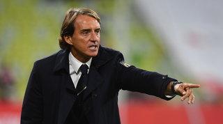 """Mancini: """"Confermato di essere un gran gruppo, peccato per gli Europei"""""""