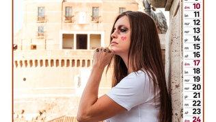 """La Roma contro la violenza sulle donne: """"Amami e basta"""""""