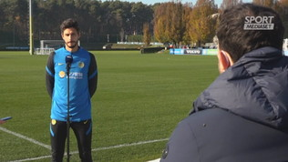 """Inter, Ranocchia: """"Conte demotivato? Non è così"""""""