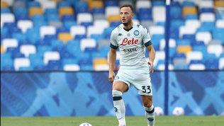 Il Napoli perde pezzi: Rrahmani positivo al Covid, niente Milan