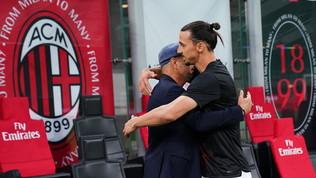 """Ibrahimovic: """"Mihajlovic ha fatto di tutto per portarmi al Bologna"""""""