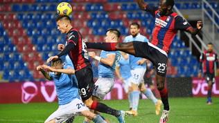 Crotone-Lazio, le immagini del match