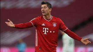 Bayernfermato dal Werder, Dortmund e Leverkusen al secondo posto