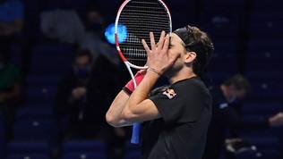 Atp Finals: Thiem-Medvedev per il titolo, battuti Djokovic e Nadal