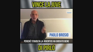 """Brosio: """"Contro il Cagliari vince la Juve di Pirlo"""""""