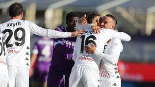 Il Benevento sbanca il Franchi