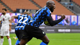 Inter, pazza rimonta: da 0-2 a 4-2 trascinata da superLukaku