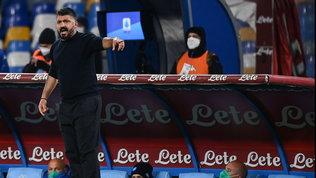 """Gattuso: """"Atteggiamenti che non mi piacciono, io primo responsabile"""""""