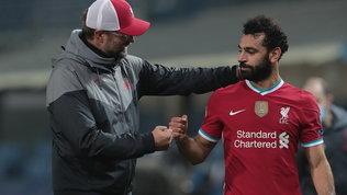 Liverpool, Salah negativo: pronto per tornare contro l'Atalanta