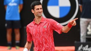 Ranking Atp: Djokovic chiude in testa il 2020, Berrettini decimo