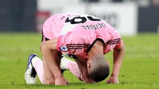 Juventus, infortunio per Demiral: salta almeno la sfida col Ferencvaros