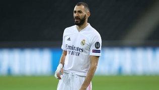 Real contro l'Inter senza Ramos, Benzema, Militao e Valverde
