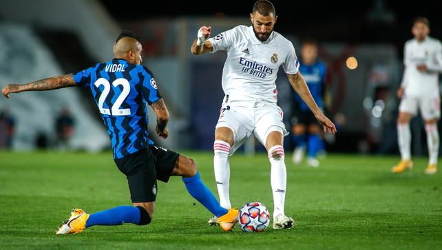 Ufficiale: Real contro l'Inter senza Benzema, Ramos, Militao e Valverde