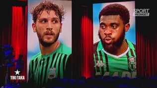 "De Zerbi: ""Berardi alla Juve? Per la carriera ha sbagliato"""