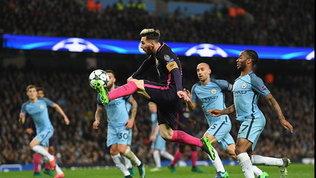 Messi, City a vita: pronta un'offerta di 10 anni per portarlo a Manchester
