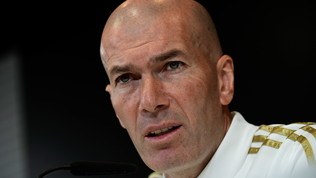 """Zidaneoltre l'emergenza: """"Una finale con l'Inter. Soffriremo, ma siamo pronti"""""""