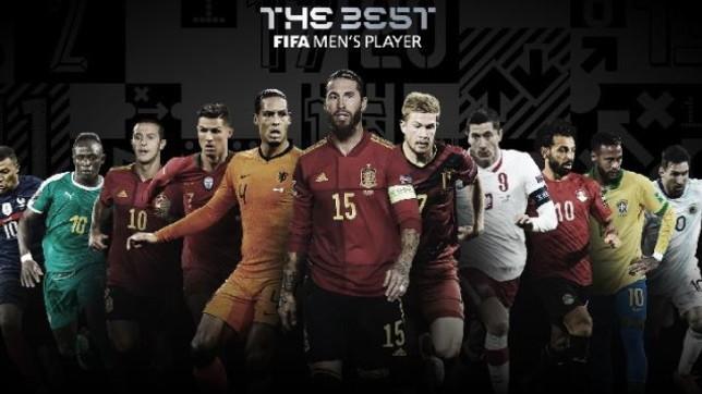 The Best Fifa 2020: CR7 tra i nominati per il premio di miglior giocatore