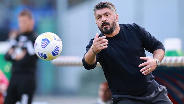 """Gattuso attacca: """"Non ho litigato non la squadra, ma pretendo di più"""""""