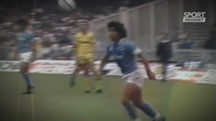 Maradona magico: i gol spettacolari