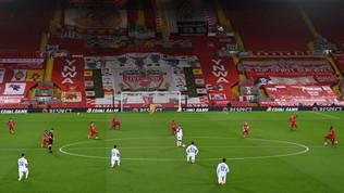 La Dea domina ad Anfield: le foto di Liverpool-Atalanta