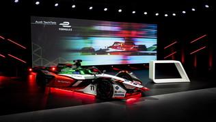 La stagione 7 inizia a Valencia con i test: ecco Audi, Mahindra e Nio