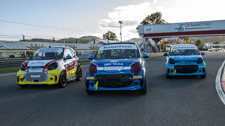 A Misano si decide la smart e-cup: il programma del weekend