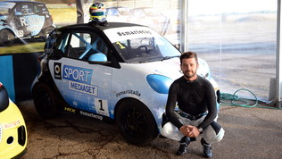 Quanti debutti a Misano: Ferrara torna sulla SportMediaset Car