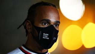 """GpBahrain,Hamilton: """"Lo useremo come test"""". Vettel: """"Difficile un altro podio"""""""