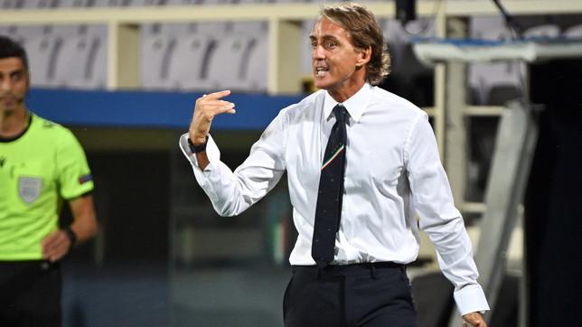 Il Ranking Fifa premia Mancini: Italia dopo quattro anni in top 10