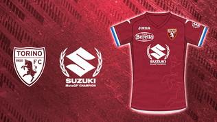 Torino, una maglia speciale per celebrare Mir