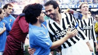 """Cabrini: """"Maradona ancora vivo se fosse stato alla Juve"""". Ma poi chiede scusa: """"Niente giudizi morali"""""""