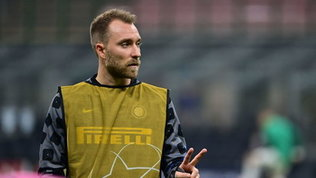 Inter, Eriksen via a gennaio: torna in Premier ma con lo sconto