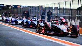 La Formula E torna in pista