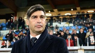 """Fonseca ci crede: """"Il Napoli è forte ma giocheremo concoraggio. Dzeko ci sarà"""""""