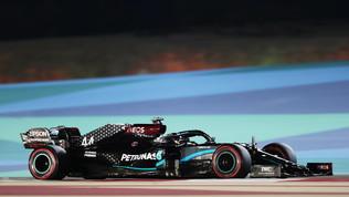 Bahrain, ancora una pole per Mercedes
