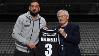"""Belinelli incendia la Virtus: """"Ho il fuoco dentro per vincere"""""""