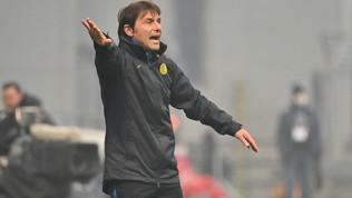 """Conte: """"Tutti pronti a buttare m... contro l'Inter: facciamo fronte unico"""""""