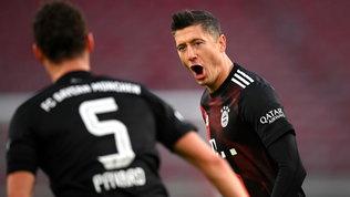 Bundesliga: il Bayern resta in vetta, Dortmund ko. Il Lipsia è secondo, il M'Gladbach avverte l'Inter