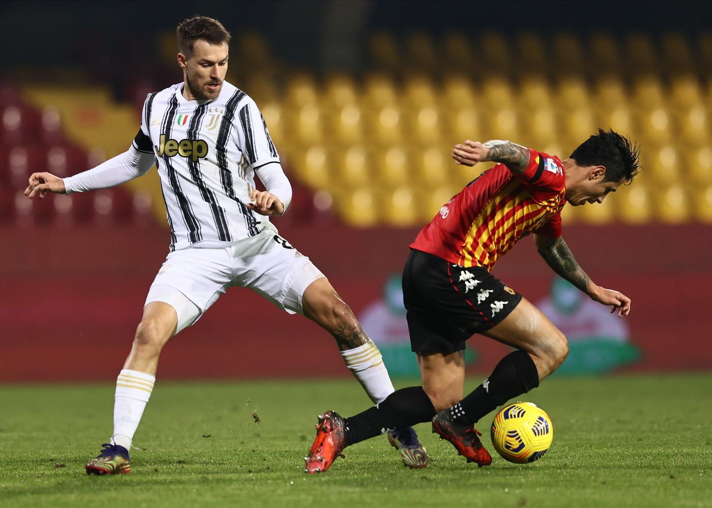 Serie A: Benevento-Juventus 1-1, Letizia frena la corsa bianconera | News -  Sportmediaset