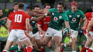 Irlanda-Georgia in esclusiva su SportMediaset.it alle ore 15:00