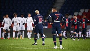Neymar e Kean non bastano: Psg fermato in casa dal Bordeaux