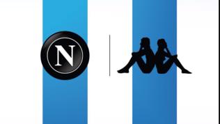 Napoli, maglia speciale per Maradona: in versione Argentina contro la Roma