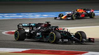 Dal terrore alla certezza, in Bahrain vince sempre Hamilton